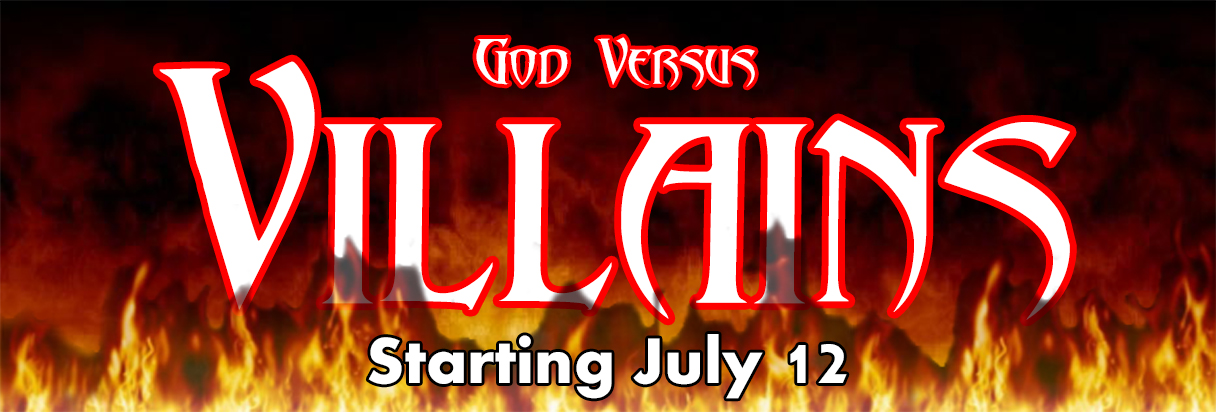 Villains Surprise Church Website